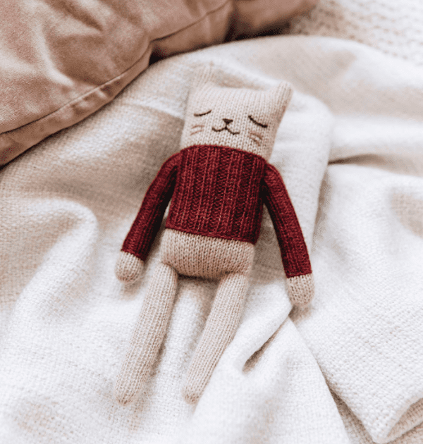 kitten knit toy | sienna – Main Sauvage