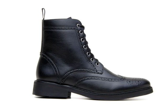 Visionary Boot II, Black — Brave Gentleman