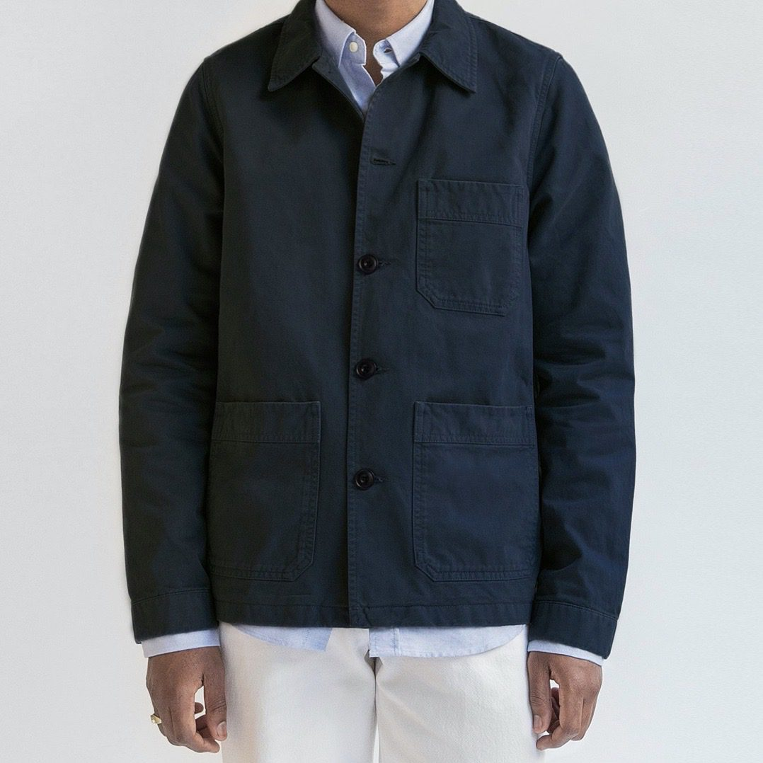 Sustainable Outerwear For Men: 13 Casual Jackets