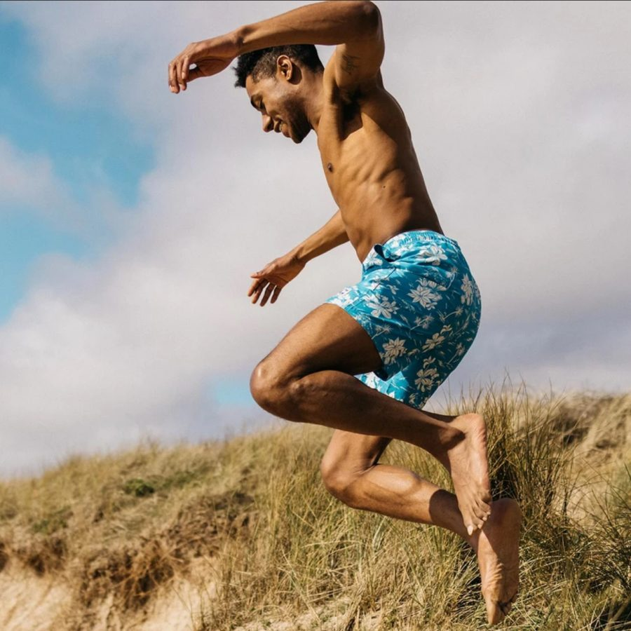 Ethical and Sustainable Swimwear for Men