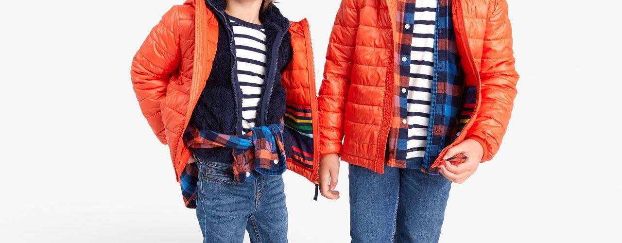 Sustainable Kids Clothing: Jackets & Hoodies