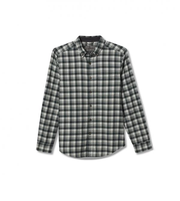 Organic Cotton Flannel Long Sleeve