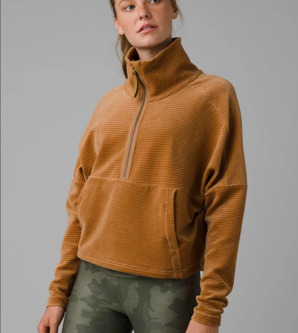 Escambia Half-Zip Pullover