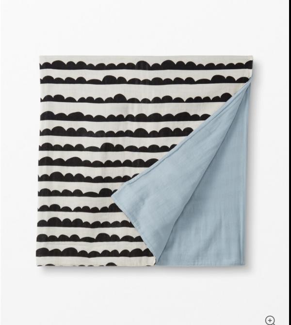 Swaddle Blanket In Cotton Muslin