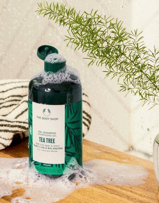 Tea Tree Gel Shampoo