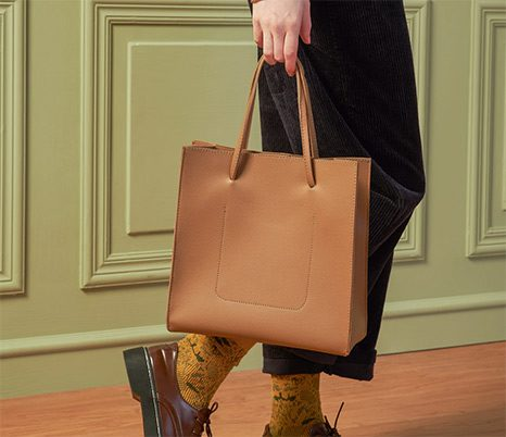 Sustainably Sourced Vegan Bags and Purses - Home