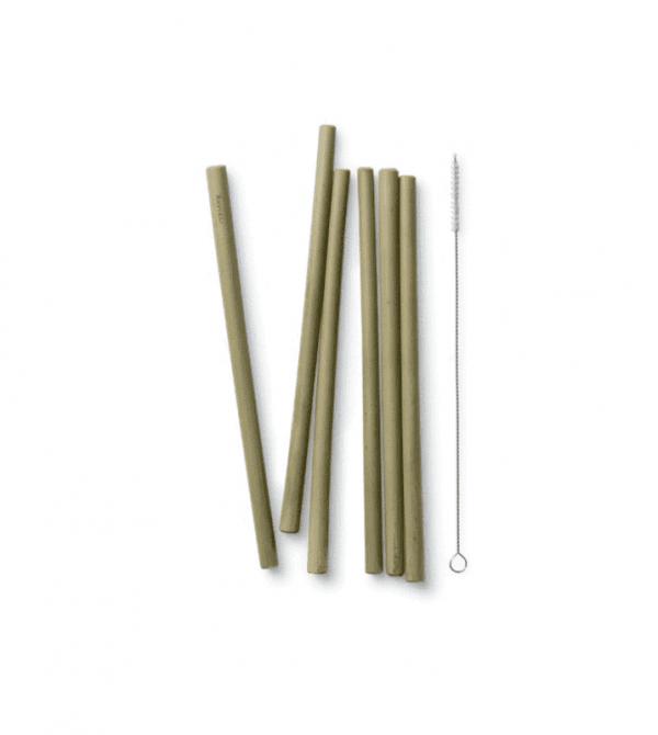 Reusable Bamboo Straws by BambuHome