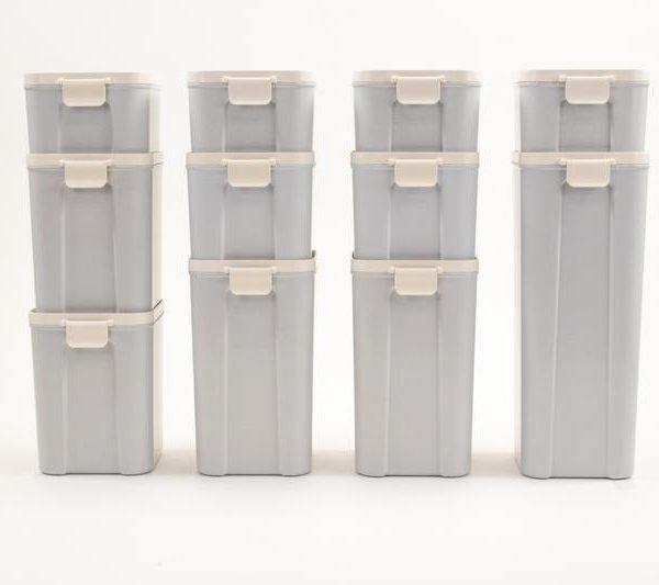 Astrik Dry Storage Canister Set