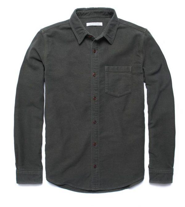 Lost Coast Moleskin Shirt