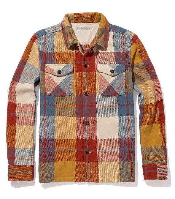 Blanket Shirt Jacket