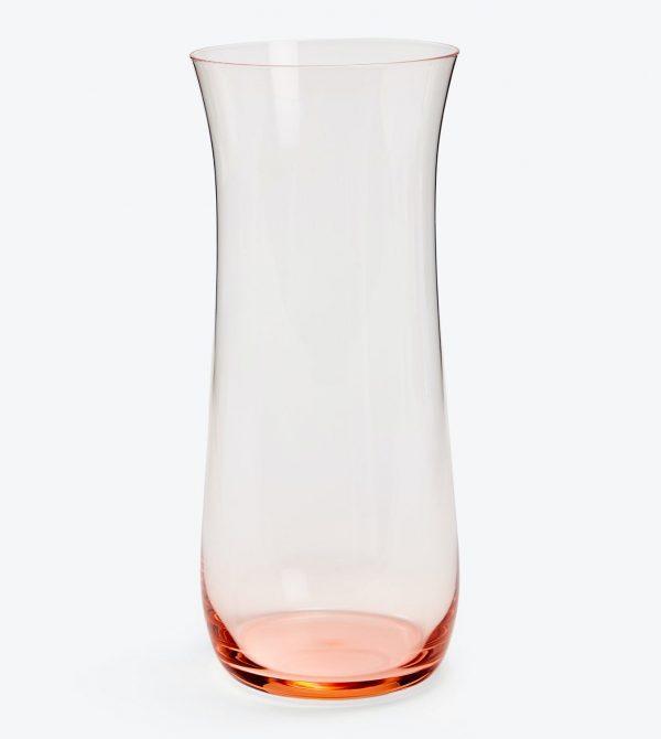 Simile Highball Glass Pink