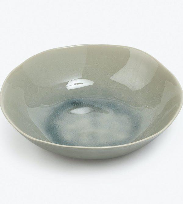 Mystic Serving Bowl Haze