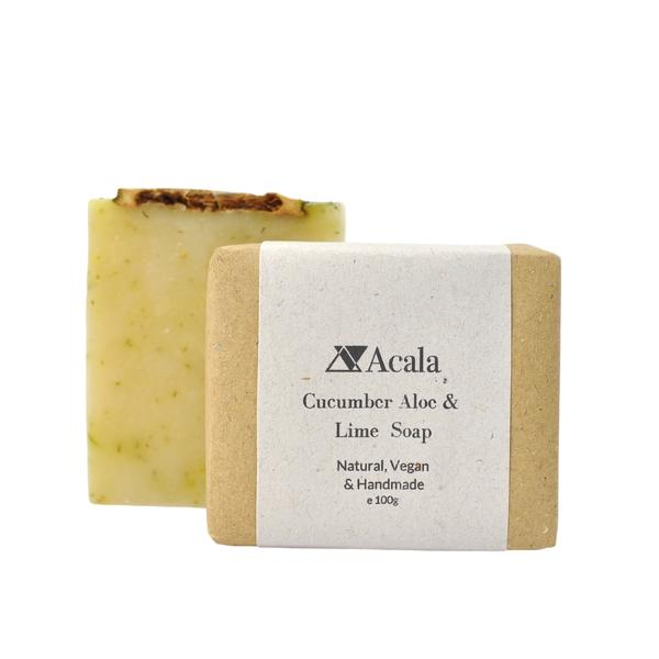 Cucumber, Aloe Vera and Lime Soap
