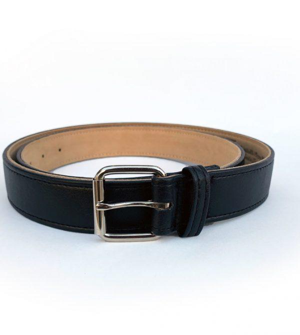 New York Belt: Black — Brave Gentleman