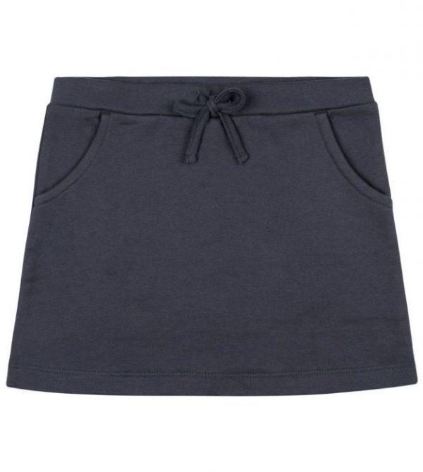 Short Skirt in sweat fabric