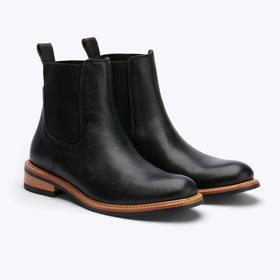 Carmen Chelsea Boot Black