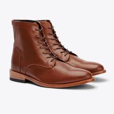 Luciano Boot Saddle Brown