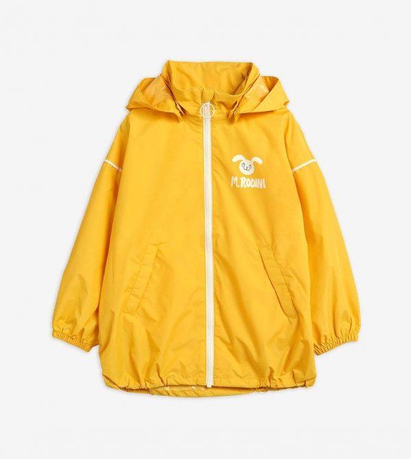 Rabbit Windbreaker (Yellow)