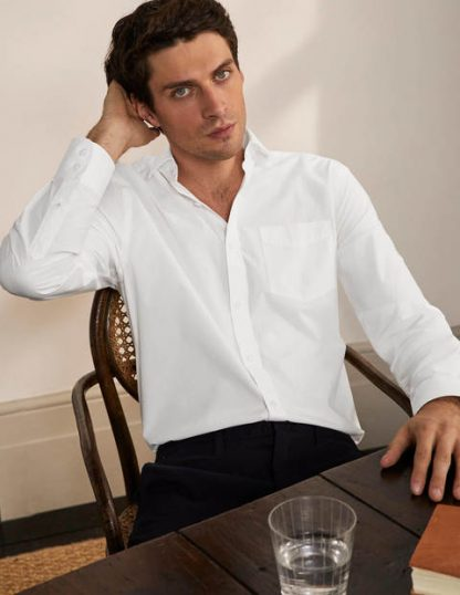 Button-Up Shirts for Men | Ethical and Eco-Friendly
