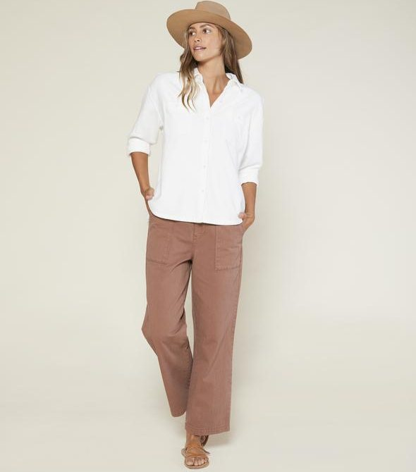 Sierra Flannel Shirt