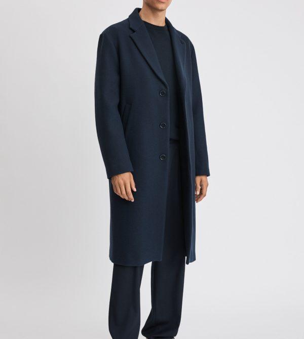 Lyon Wool Coat