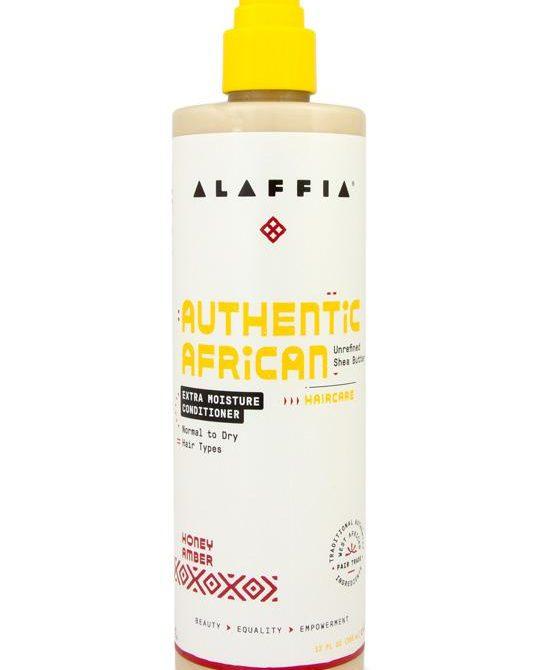 Authentic African Extra Moisture Conditioner, Honey Amber