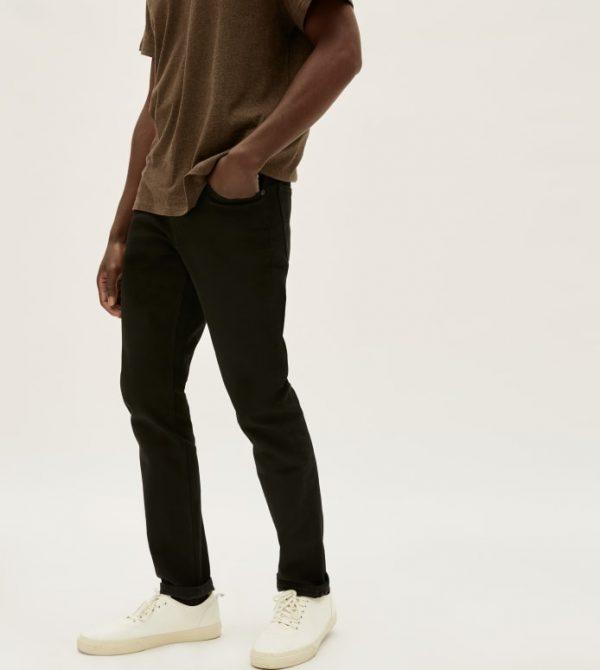 The Slim 4-Way Stretch Organic Jean
