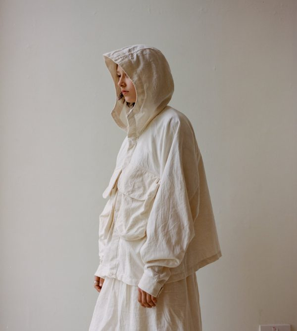 Forager Jacket – Sunbleached Ecru