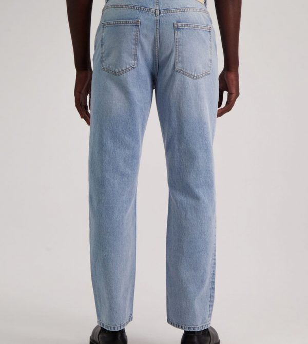 Relaxed fit light-blue Jeans