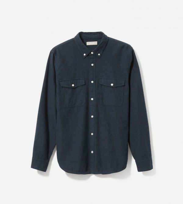 The Brushed Flannel Shirt