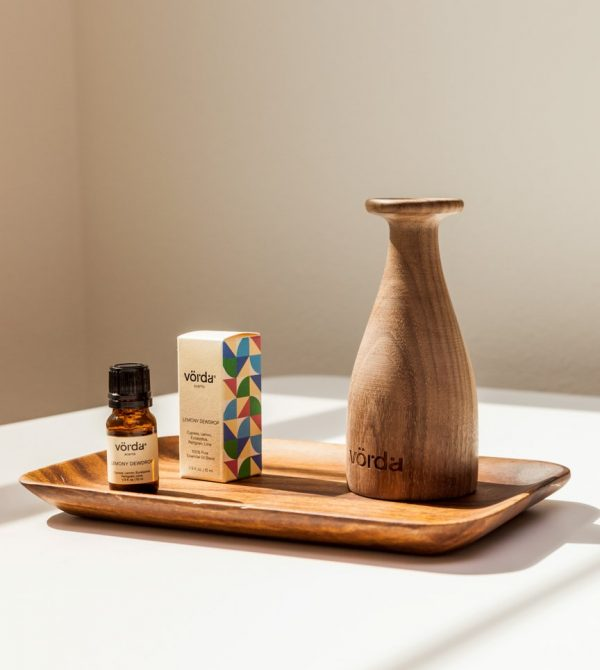 Handcrafted Wood Diffuser