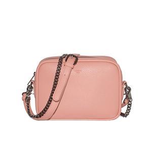 Grace Mini Crossbody [Signet] – Coral Pink