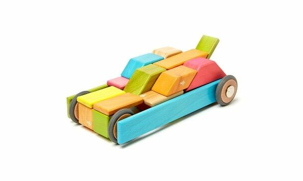 42-Piece Magnetic Toy Set – Tints