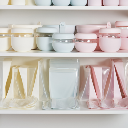 Sustainable Pantry Storage | Zero-Waste Products