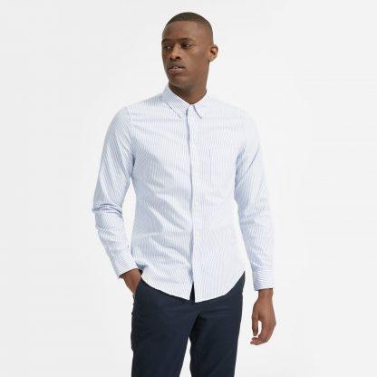 The Slim Fit Japanese Oxford   Uniform