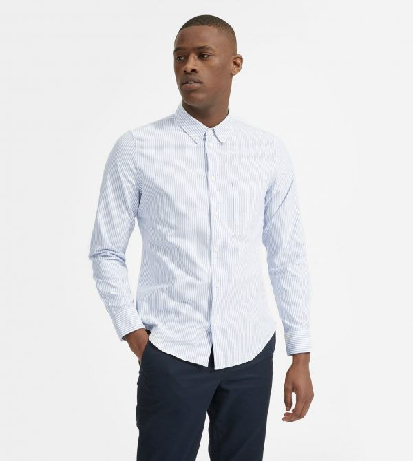 The Slim Fit Japanese Oxford