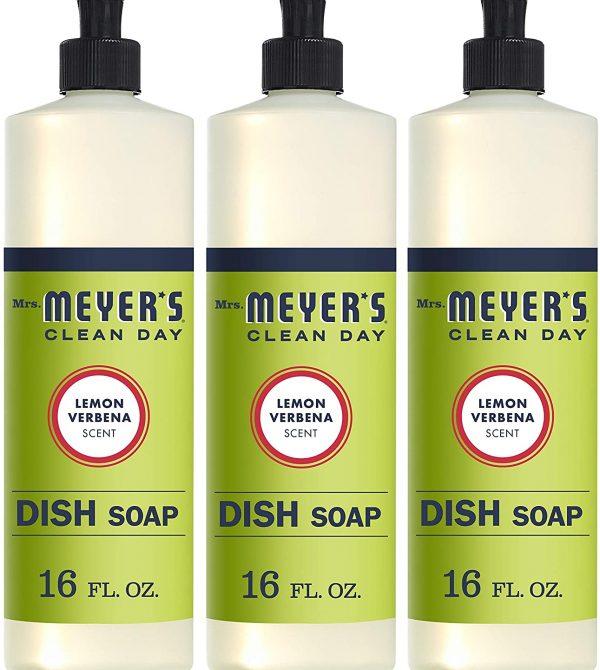 Mrs. Meyer's Clean Day Liquid Dish Soap