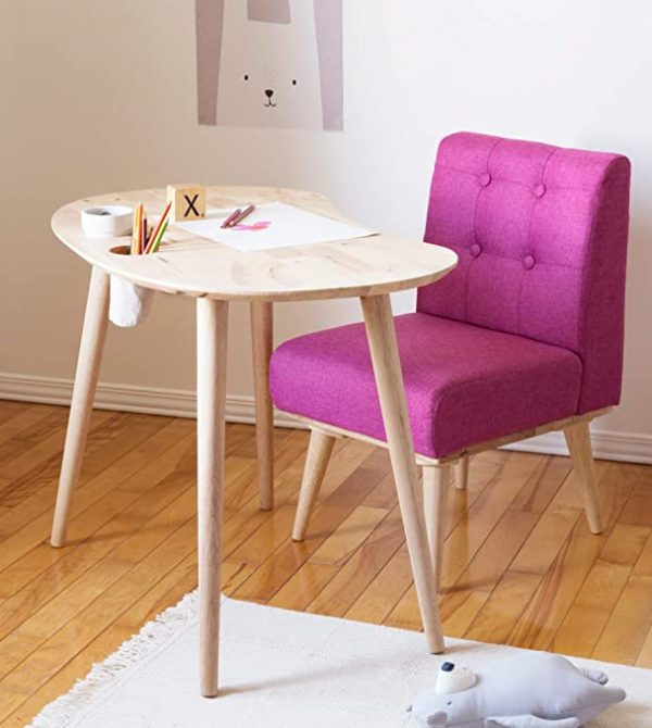 South Shore Sweedi Solid Wood Kids Table