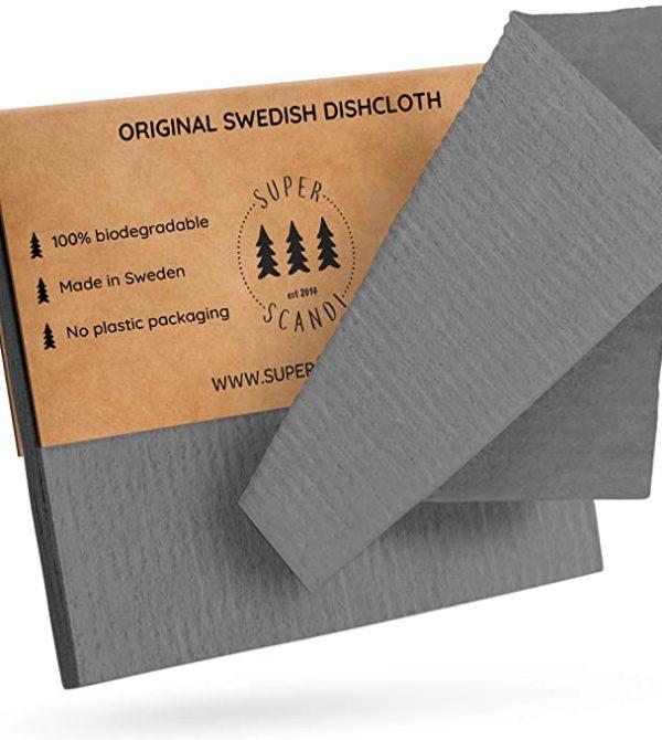 Reusable Swedish Dishcloths