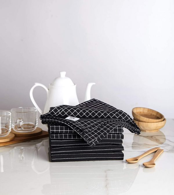 Anti-Bacterial Kitchen Dish Towels