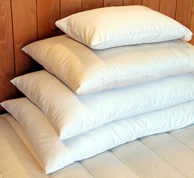 Holy Lamb Organics Cotton & Wool Organic Bed Pillows