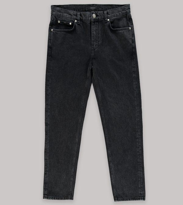 Organic Cotton Black Jeans – Ake
