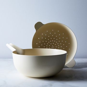 Recycled Bamboo Colander
