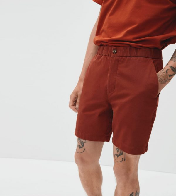 The Pull-On Performance Chino Short