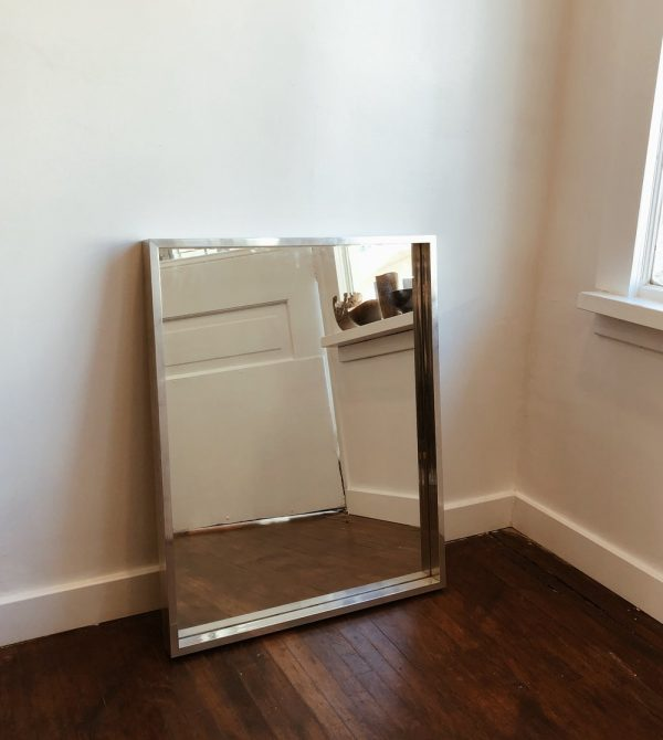 Metal Mirror — counter-space