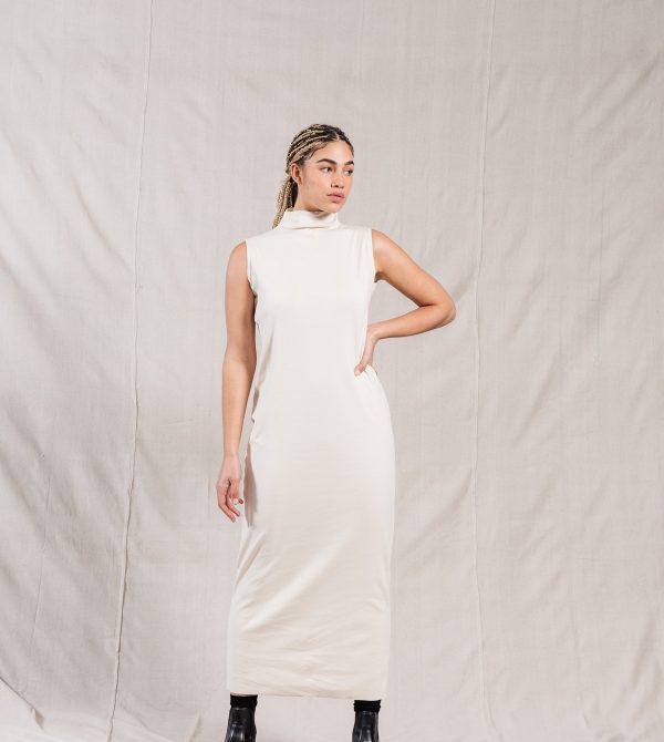 White Dress by A. bch
