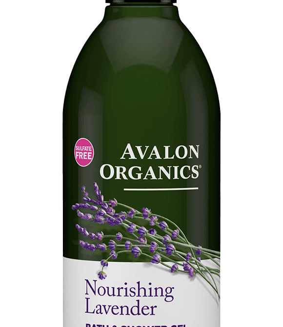 Nourishing Lavender