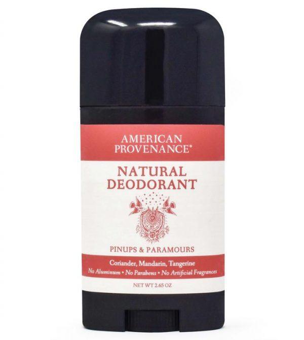 Coriander & Mandarin Natural Deodorant   2.65oz