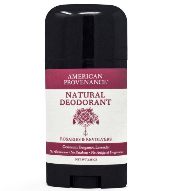 Geranium & Lavender Natural Deodorant   2.65oz