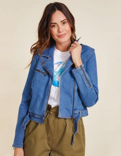 The Essential Denim Jacket | An Eco-Friendly Jean Jacket